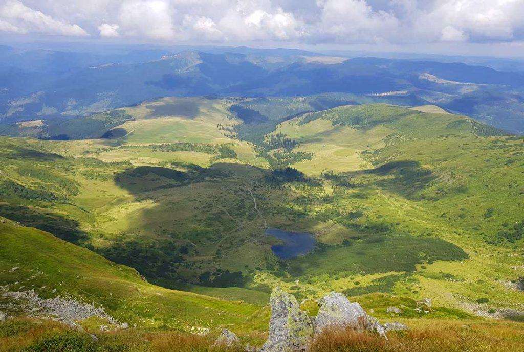 Rodnei Mountains, Pietrosu Peak